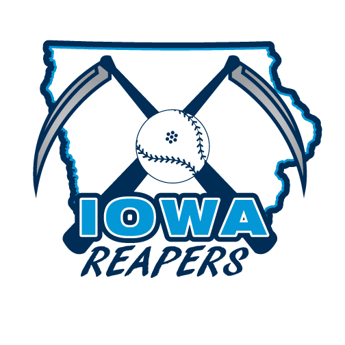 Iowa Reapers Team Logo