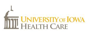 University Of Iowa Heath Care Logo