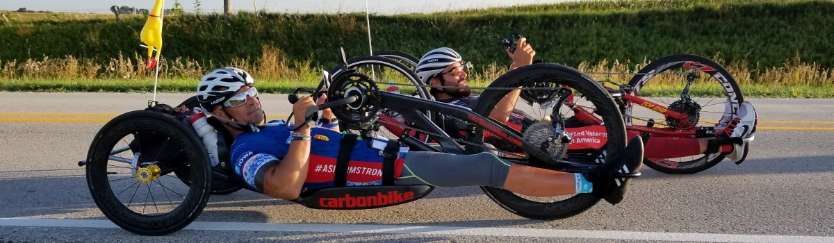 Adaptive Sports Cycling Team